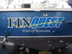 Vinyl Boat Graphics